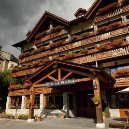 Hotel La Morera València d'Àneu Lleida