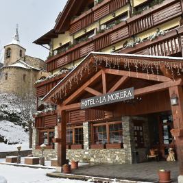 Snowy Hotel la Morera València d'Àneu Pirineos Lleida