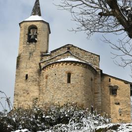 Church València d'Àneu Lleida