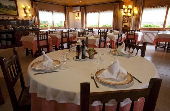 Restaurant gastronòmic Hotel La Morera València d'Àneu Lleida