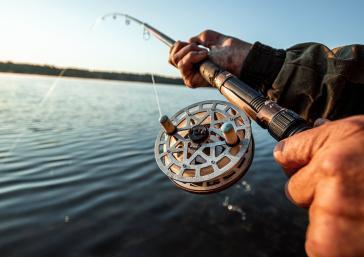Pêche dans les pyrénées LLeida