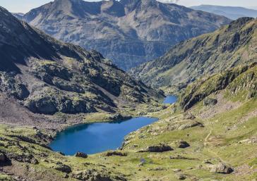 Parc Naturel de l'Alt Pirineu Lleida