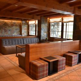 Bar cafe Hotel La Morera València d'Àneu Lleida