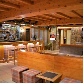 Bar Hotel la Morera València d'Aneu Lleida