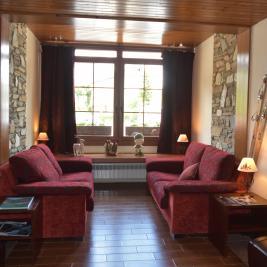 Common space Hotel La Morera València d'Àneu LLeida